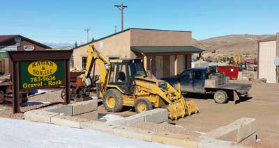 Land development and construction services and materials, Westcliffe, Colorado