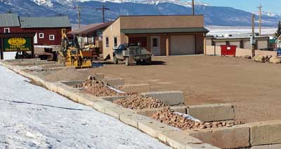 Land development and construction services, Westcliffe, Colorado